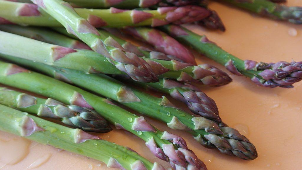 Ingrediente asparagi